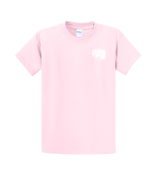 Pale Pink S-Sleeve